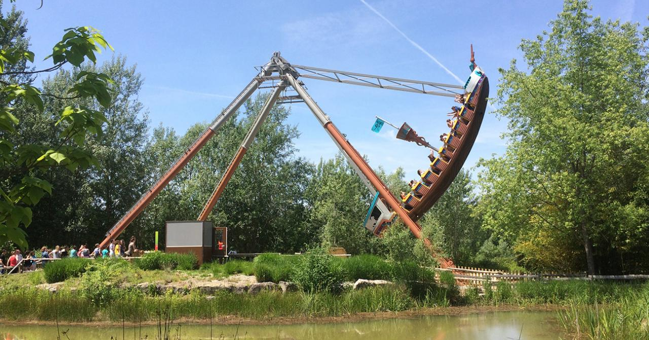 photo de l'attraction le galion