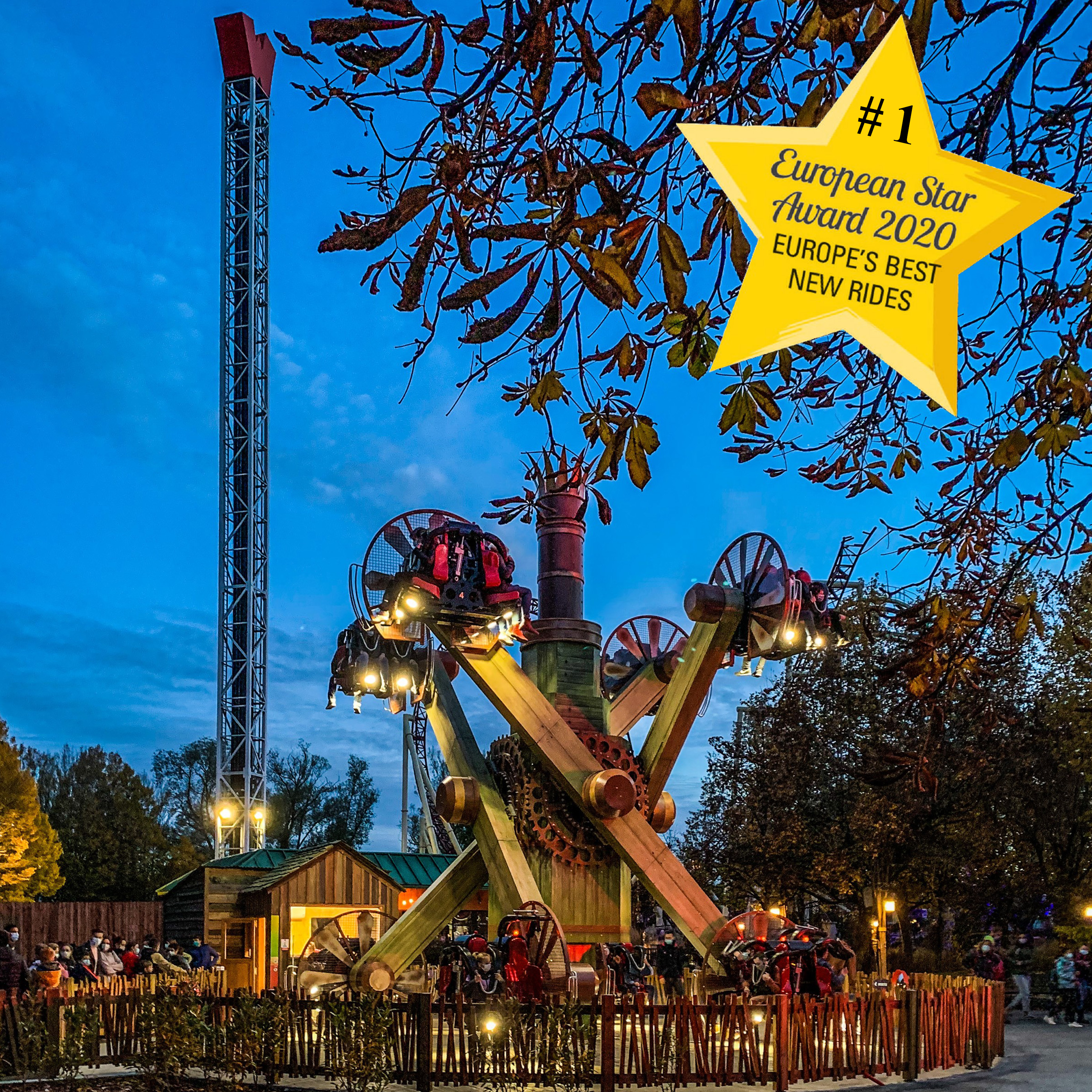 Halloween Walibi Rhone Alpes 2021.Homepage La Compagnie Des Alpes